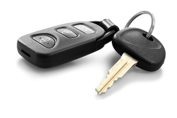 car key with remote control