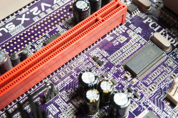 コンピューターの回路