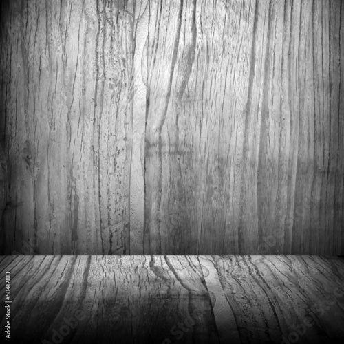 wooden space background