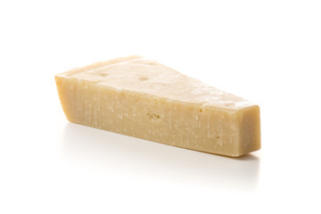 Piece of Parmesan Cheese
