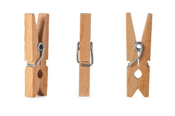 Wooden Cloth Pegs