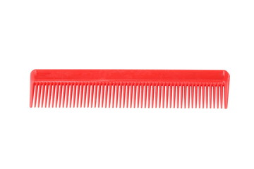 Red Comb Isolated