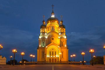 Спасо-Преображенский Кафедральный собор в Хабаровске