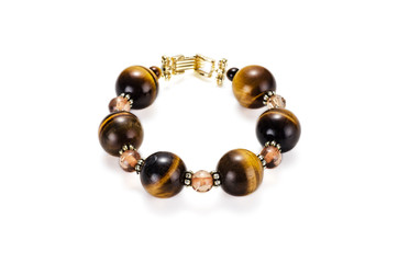 Tiger eye bangle