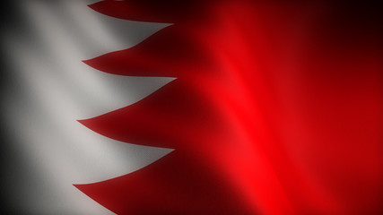Flag of Bahrain (seamless)