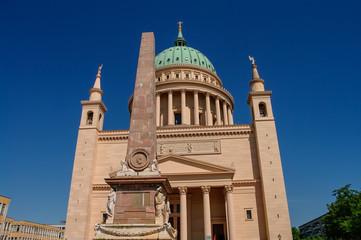 St. Nicholas Church in Potsdam, Germany