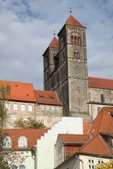 Stiftskirche St. Servatii zu Quedlinburg