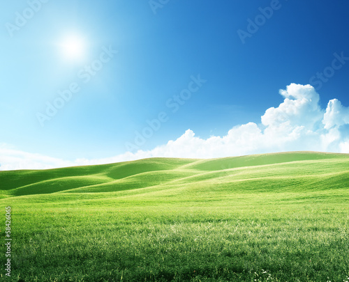 Fototapeten,ackerbau,blau,wolken,tage