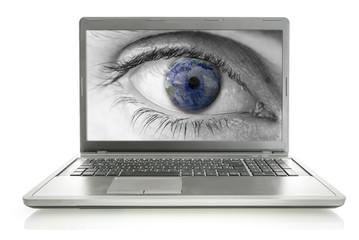 Online surveillance concept