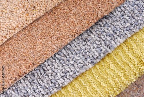 carpet chooce for interior - 58429085