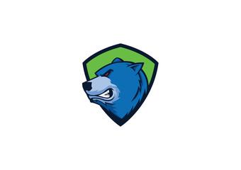 bear sport mascot