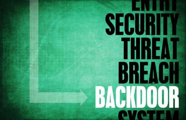 Backdoor Entry