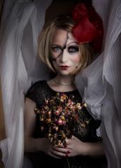 Halloween Horror Puppen