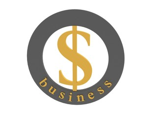 sign business dollar