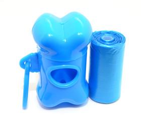 Kit higiénico para recoger la caca de los perros