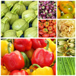 vegetable mix background