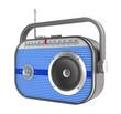 Retro radio concept