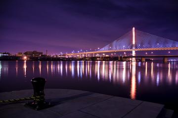 Veterans Glass City Skyway Bridge
