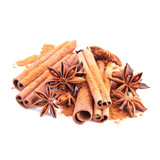 cinnamon and anise star