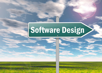"Signpost ""Software Design"""