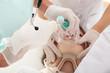 Providing artificial ventilation
