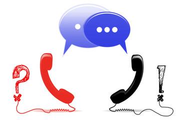 Telefon Hotline © Matthias Buehner
