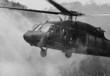 Leinwandbild Motiv UH-60 Blackhawk Helicopter
