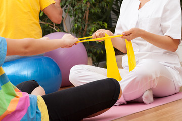 Physiotherapy center