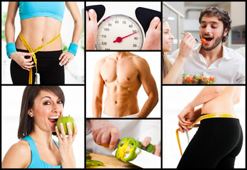 Nutrition, diet and weight loss