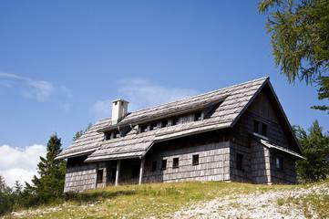 Berghütte - Nationalpark Triglav