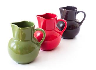 Ceramic cans