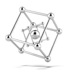 metallic molecule structure