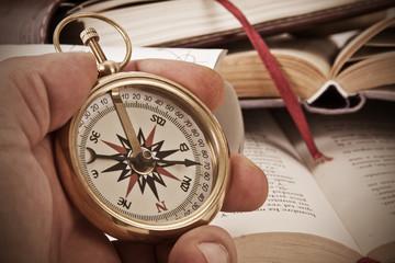 compass orientation tool