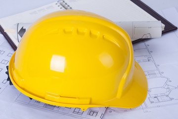 construction helmet Architect