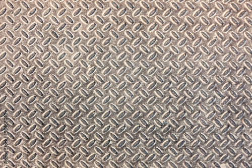 Dirty industrial grip floor texture pattern