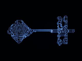 Numbers of Key Code
