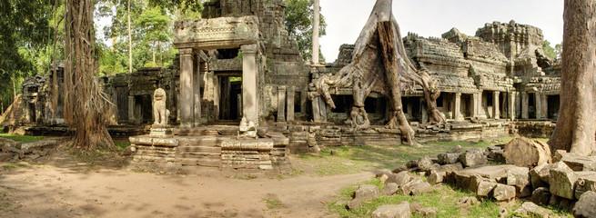 Preah Kahn Temple, Angkor Wat, Cambodia
