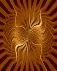 brown rays