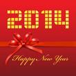 New Year 2014, Card