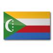 Flagge Komoren