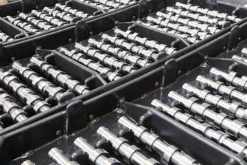 Motor Nockenwelle Auto Produktion Herstellung