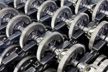 Getriebe Auto Produktion Ersatzteile