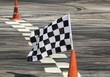 Finish flag - 58469693