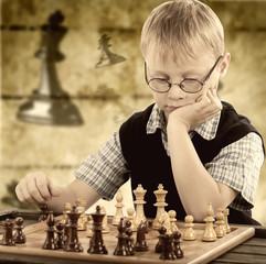 Denksport Schach
