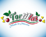 Tortillas made in Mexico