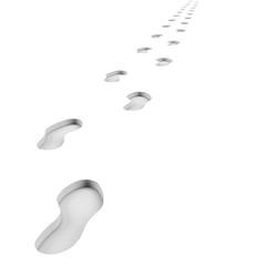 Footprints Path