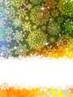 Elegant background with snowflakes. EPS 10