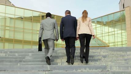 Three Executives