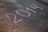 2014 written on asphalt