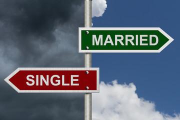 Married versus Single